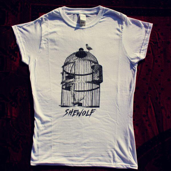 Tee-shirt SheWolf Femme