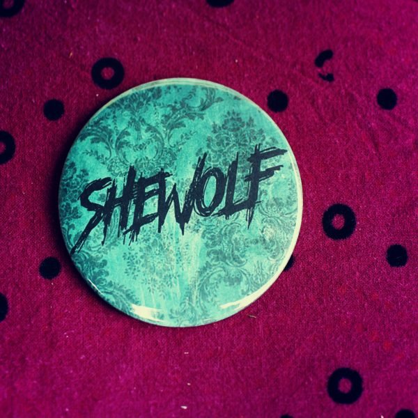 Badge SheWolf